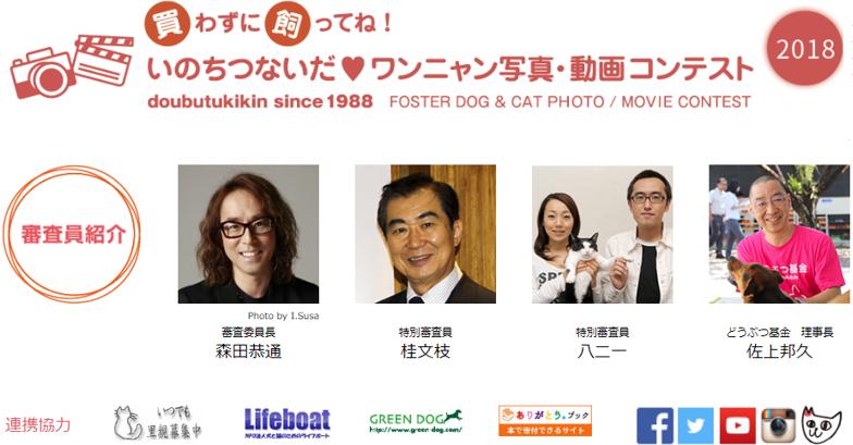 写真・動画コンテスト審査員